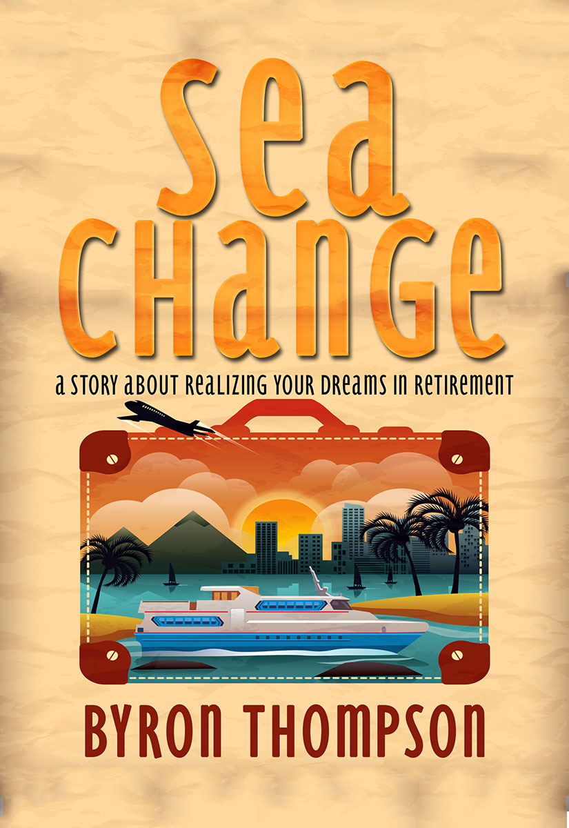 SeaChange front cover